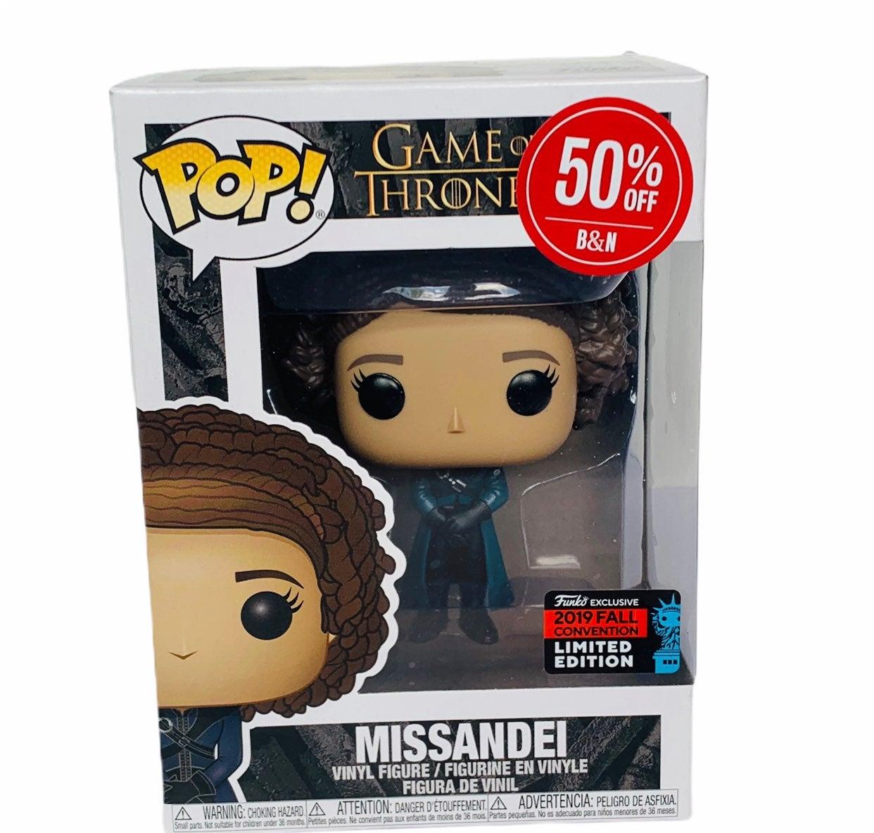 Funko Pop Missandei 77 Game Thrones pop!