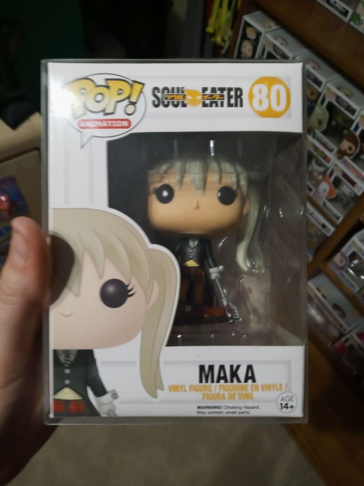 Maka Soul Eater Funko Pop