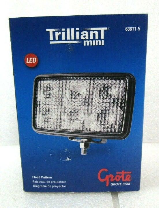 Grote Trilliant Mini LED White Light flo