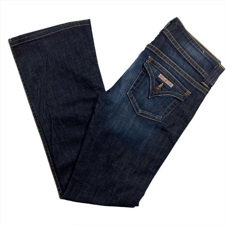 Hudson Jeans 28 Dark Flare Boot Jeans