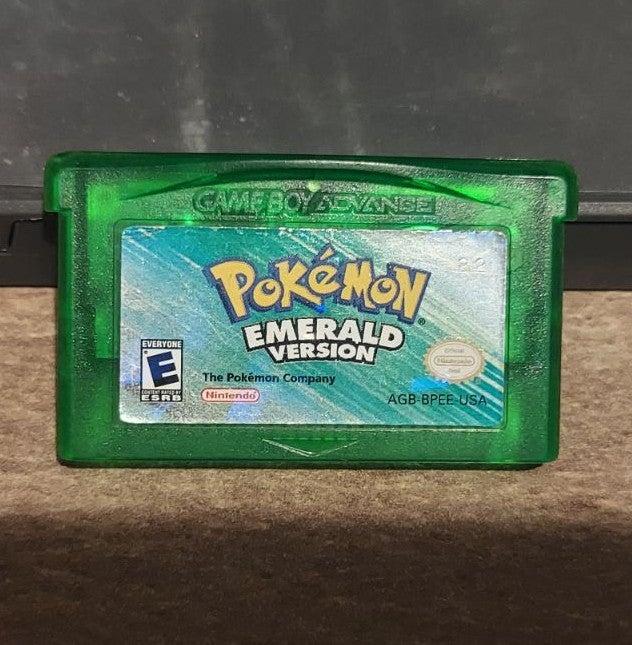 Pokémon Emerald Version on Nintendo Game