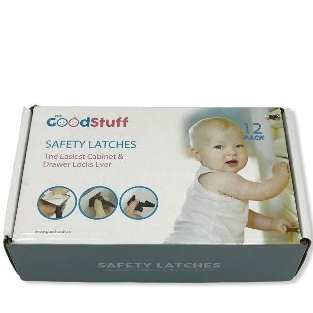 Cabinet Locks Child Safety Latches Baby