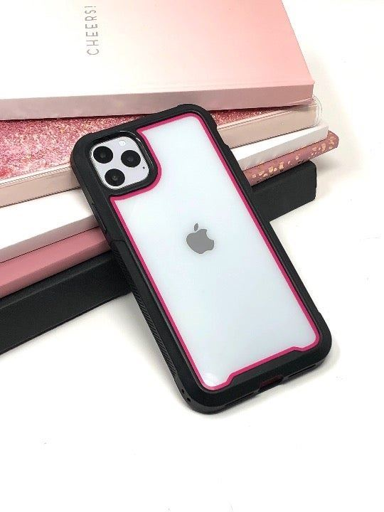 iPhone 11 ProMax Defender Bumper Case
