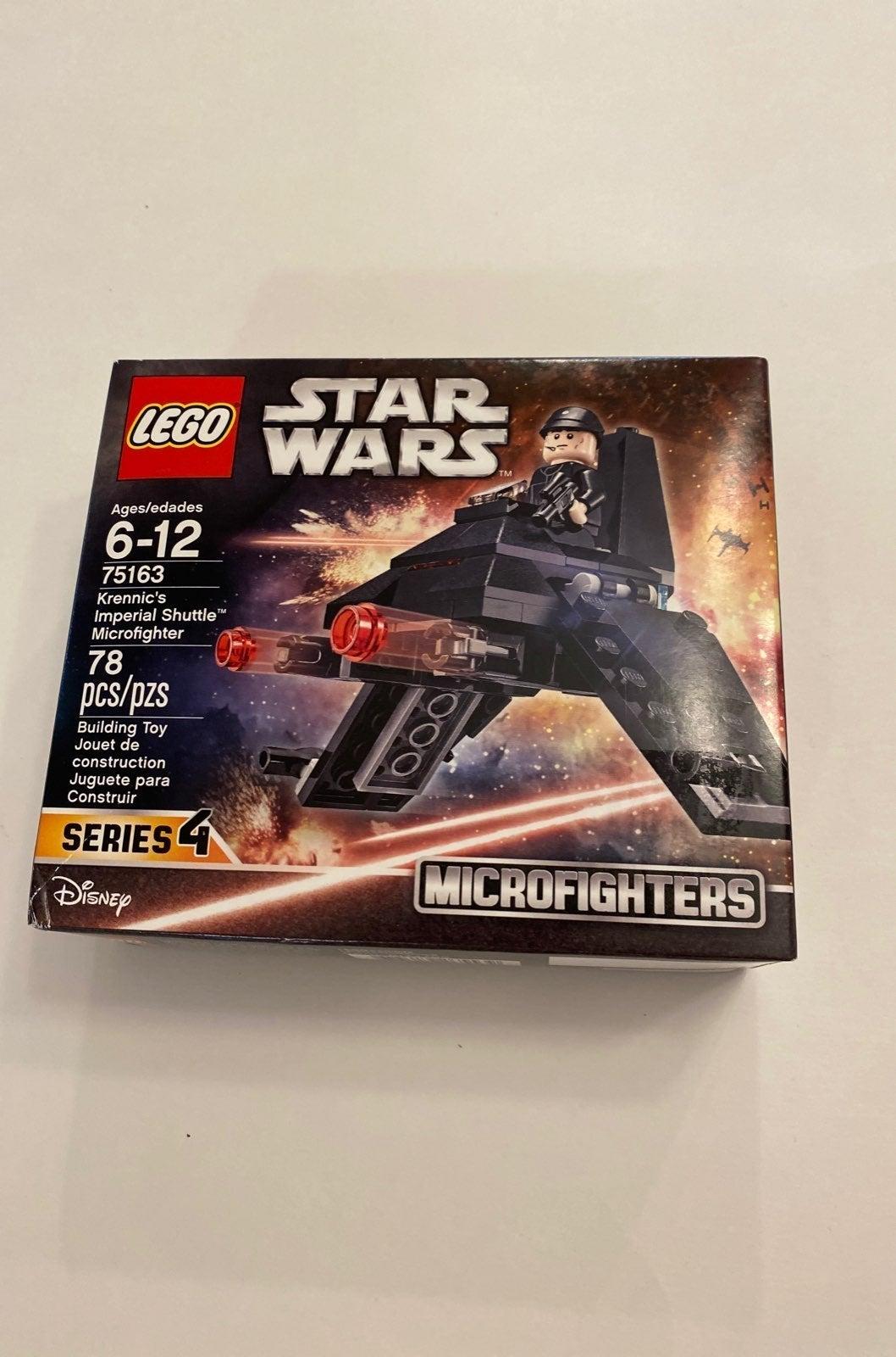 LEGO Star Wars set 75163