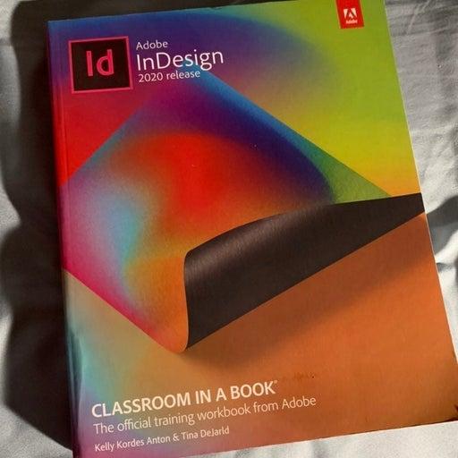 Adobe Indesign Book