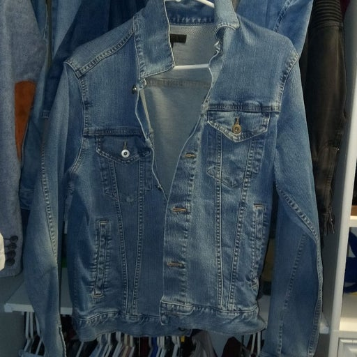 Men's Uniqlo Denim Jacket