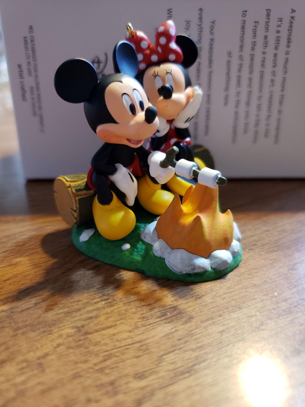 Hallmark 2019 Mickey & Minnie ornament