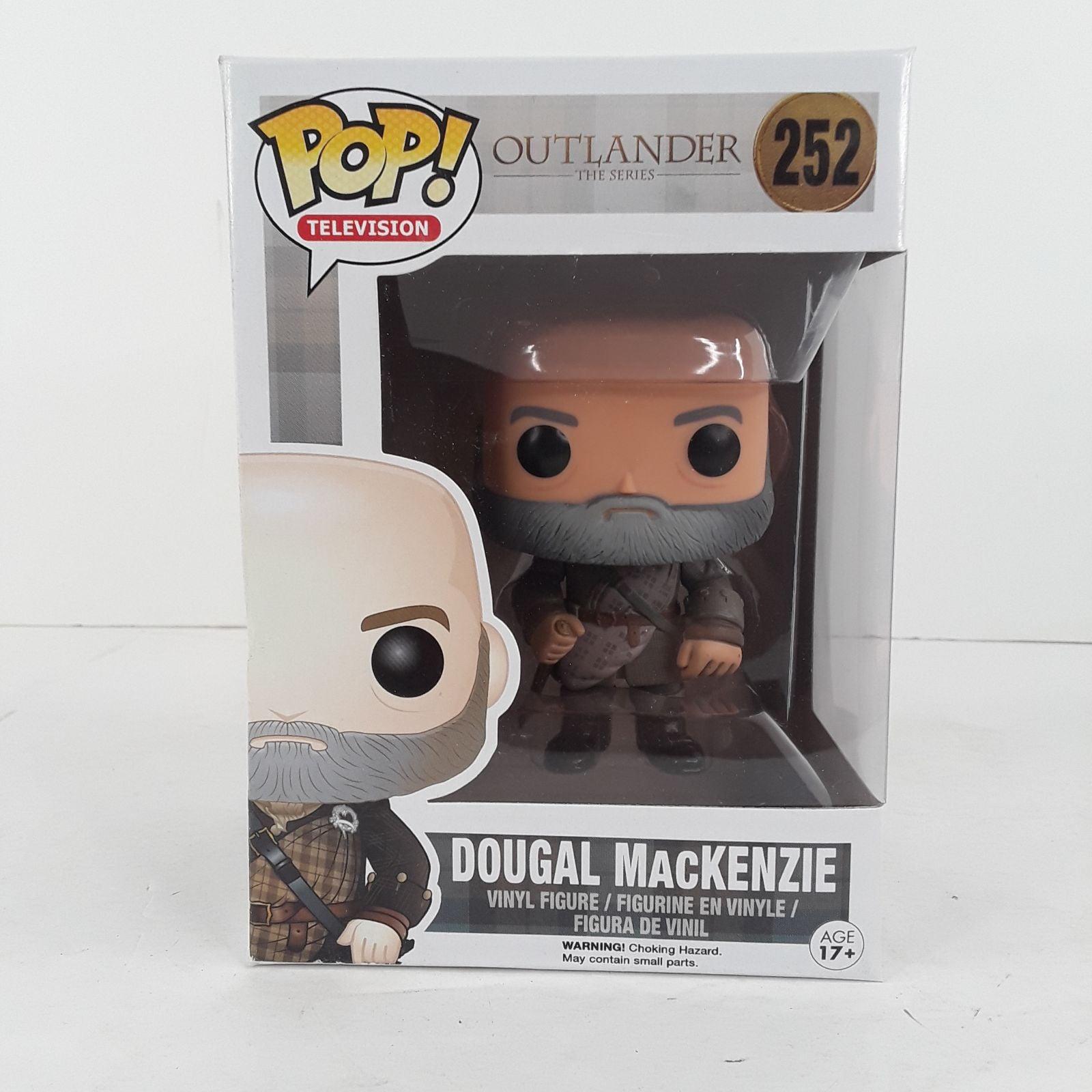 Funko Pop Outlander Dougal MacKenzie 252