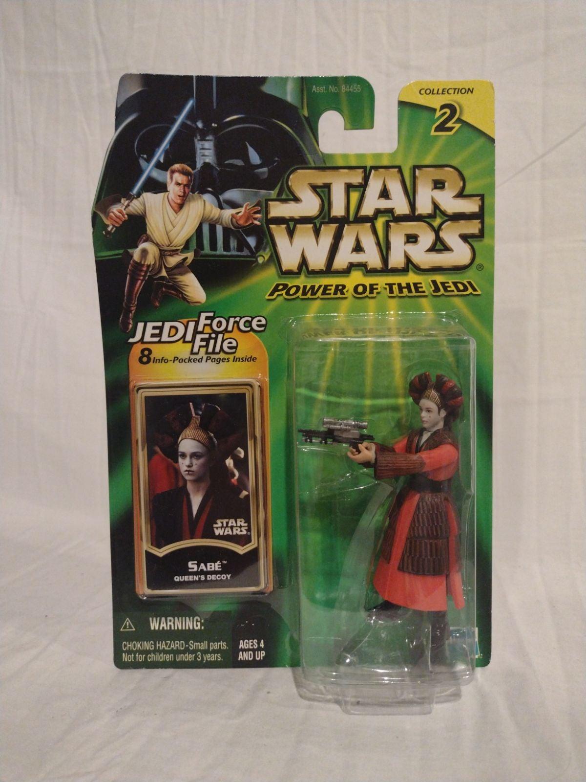 Star Wars Power of The Jedi Sabé