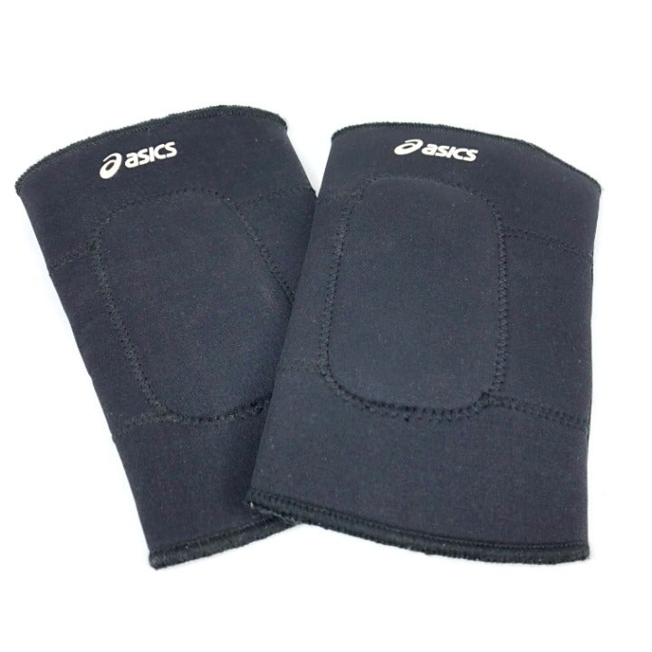 Asics Rally Knee Pad Sleeves Youth Large
