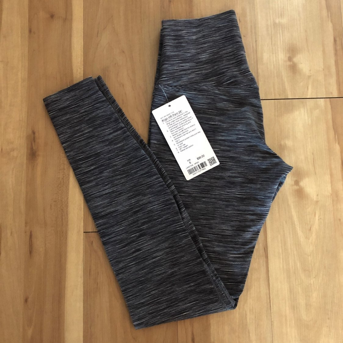 NWT Lululemon Align 28 Wee Are From Spac