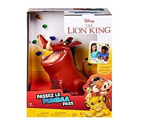 Lion Ling Pumba Pass game