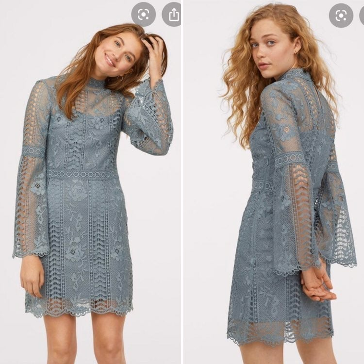 NWT H&M lace dress