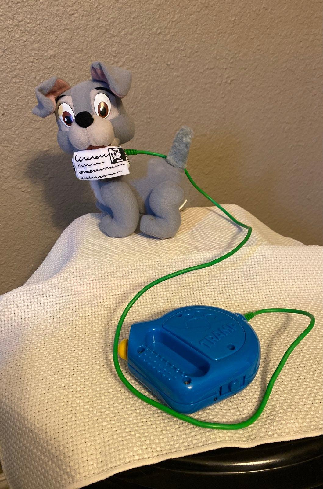 Disney's Lady & The Tramp Remote Puppy