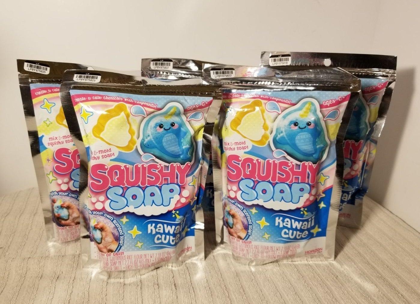 Squishy soap kawaii cute lot