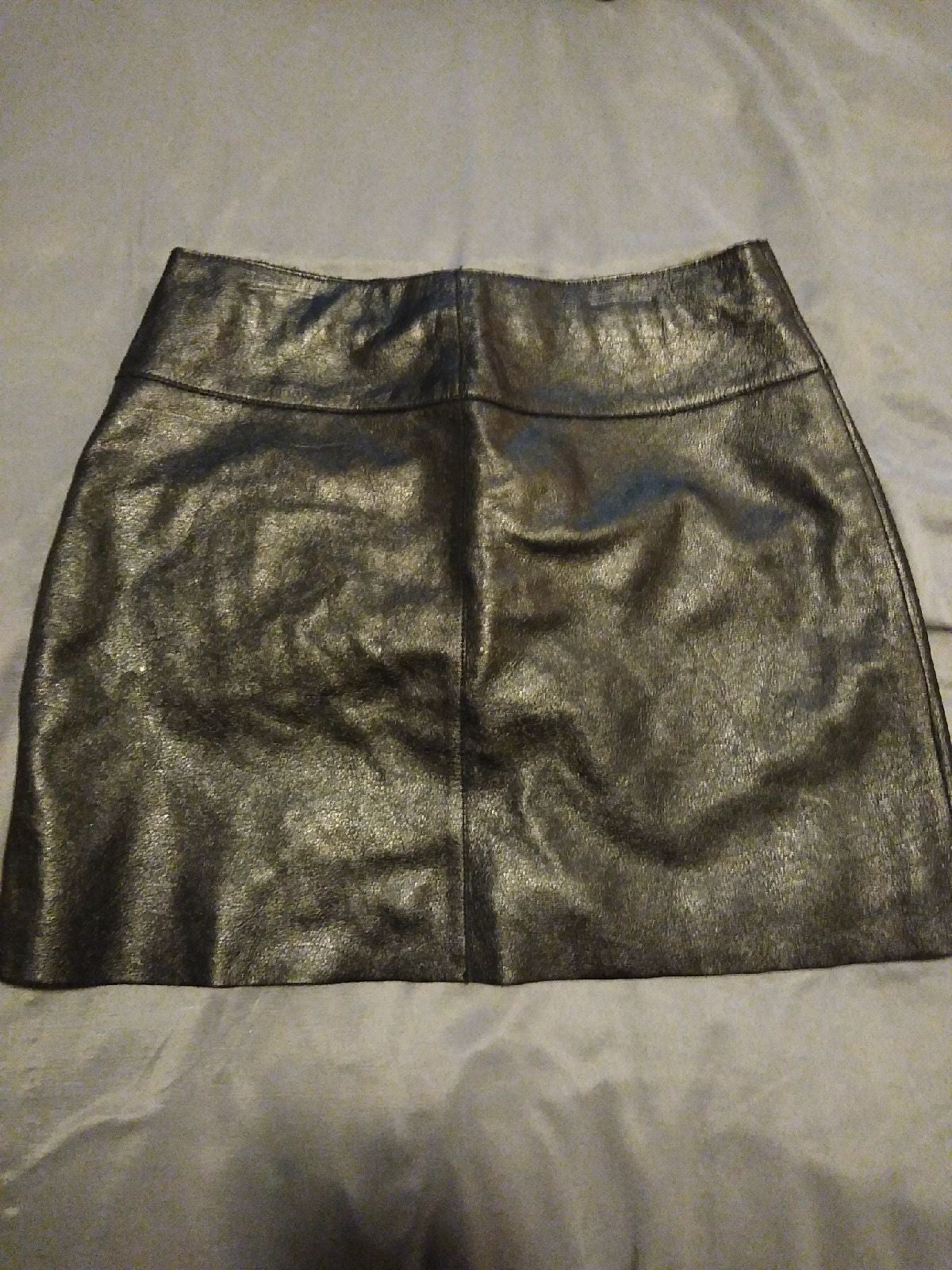 Wilson's Leather skirt