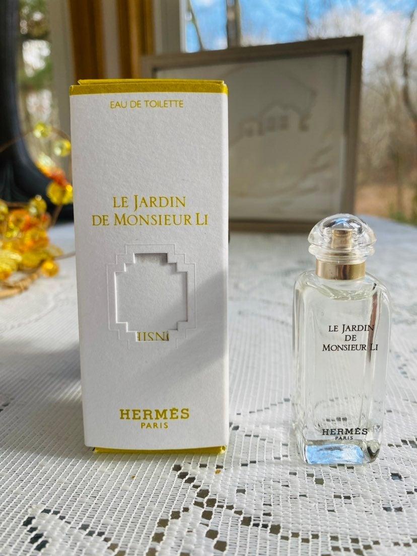 Hermes LeJardin De Monsieur Perfume  7.5