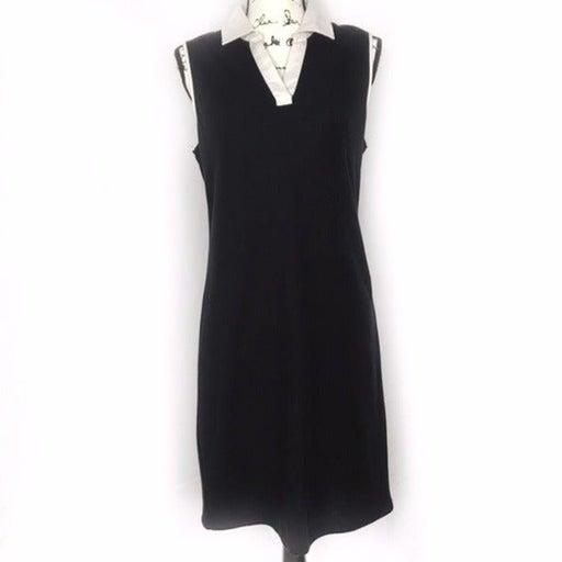 Croft & Barrow Black Sport Dress