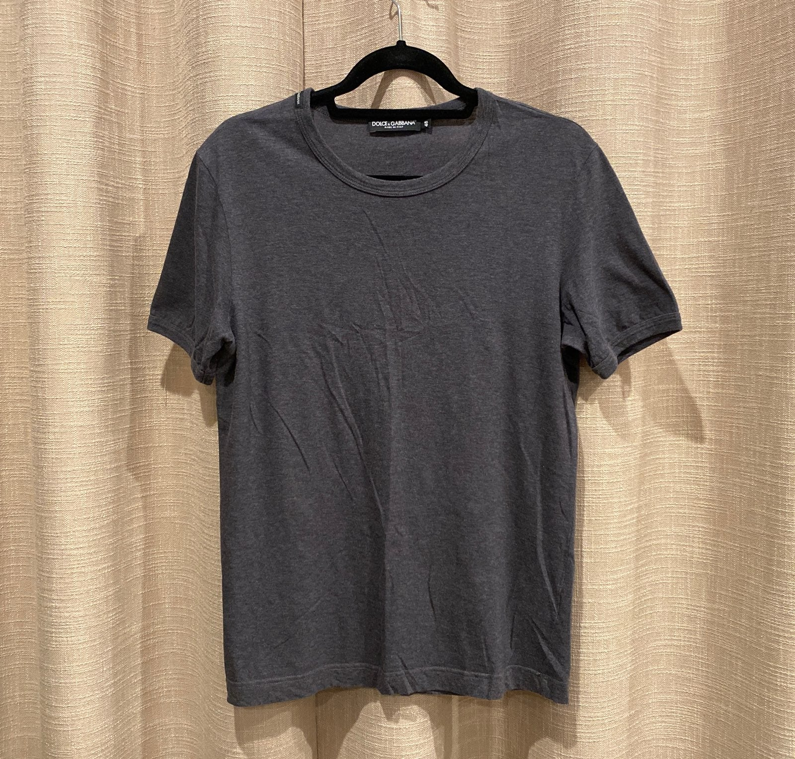 Dolce and Gabbana men's tshirt