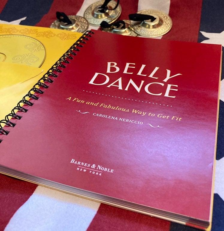 Belly Dance DVD, Audio CD, Guide & Zils