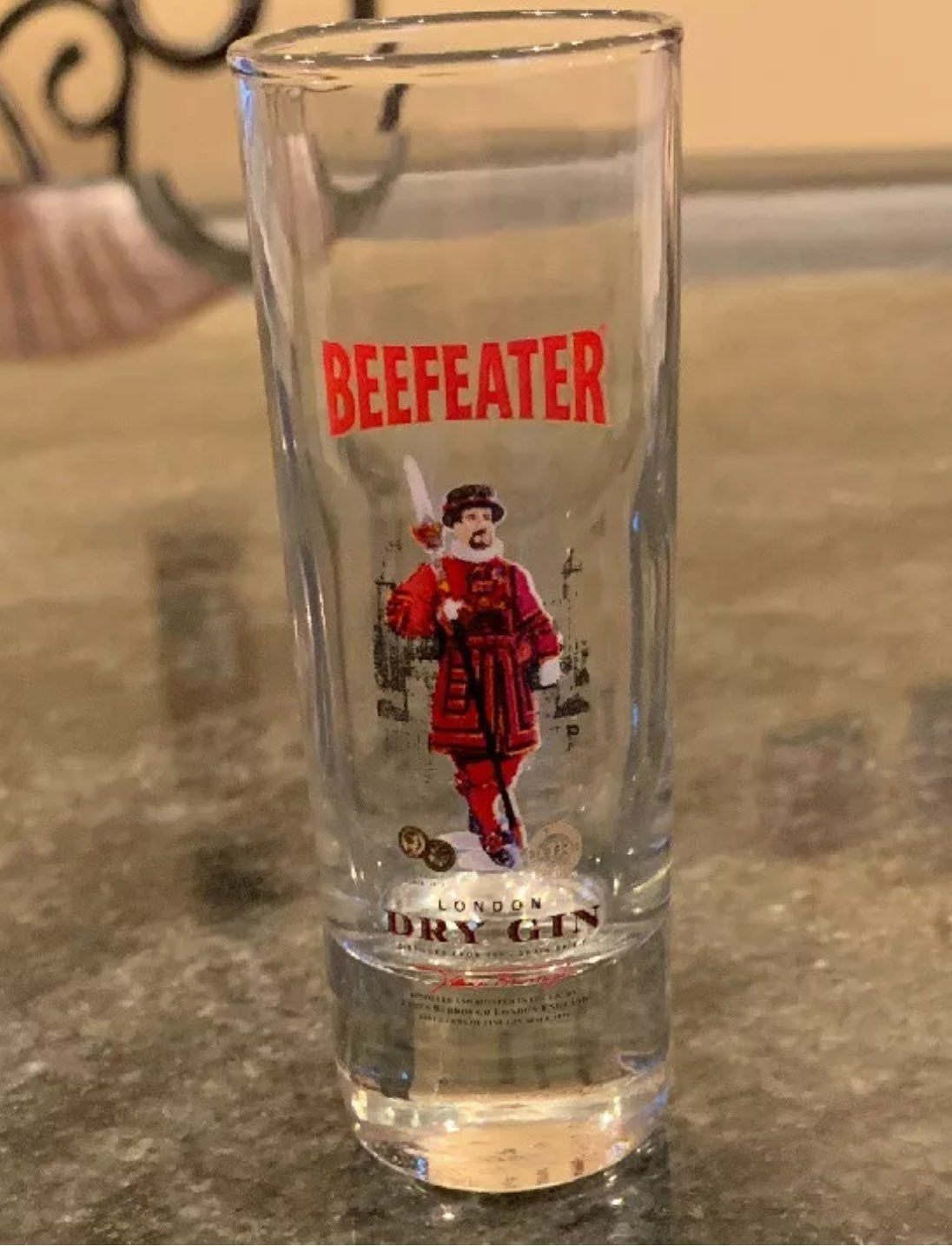 Beefeater London Dry Gin Shot Glass