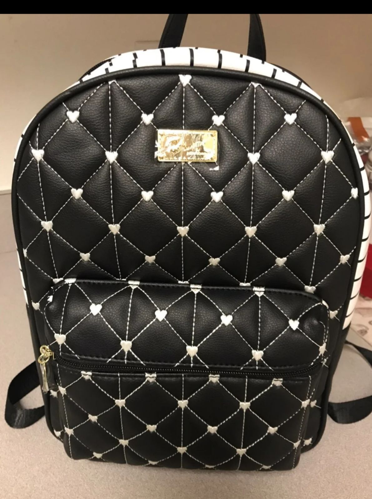 Betsey Johnson backbag RESERVED