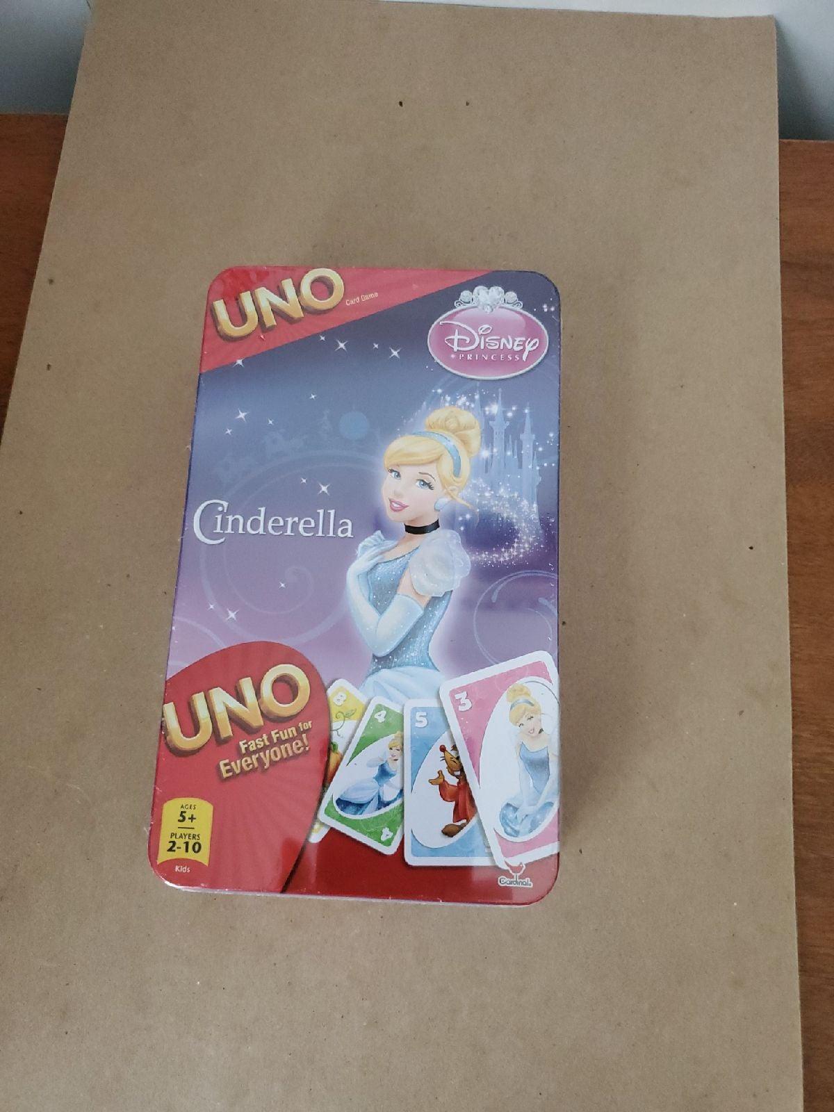 UNO Card Game Cinderella