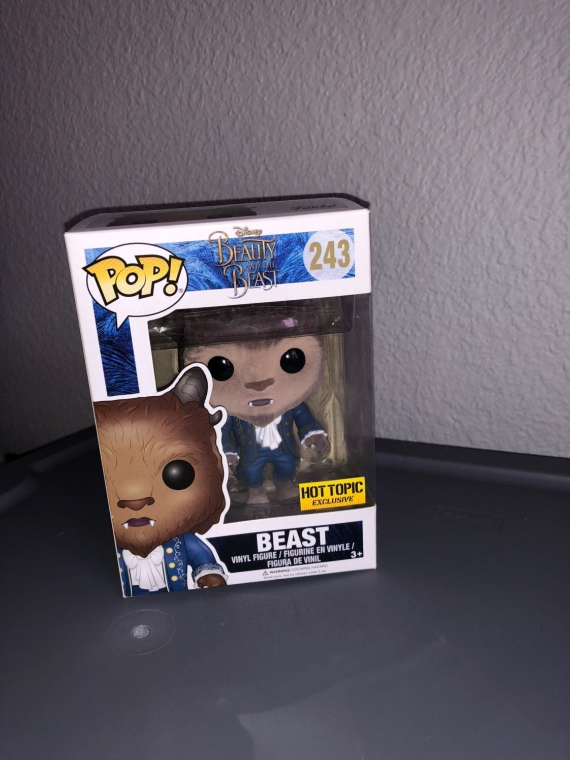 Funko pop Beast