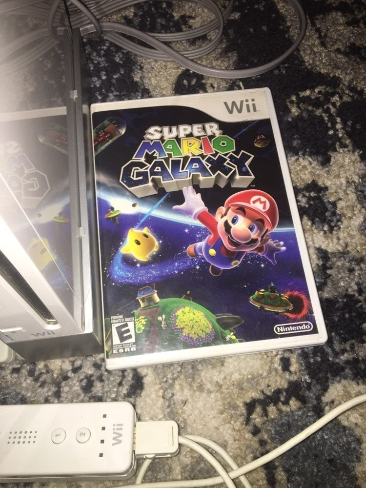 Super Mario Galaxy for the Nintendo Wii