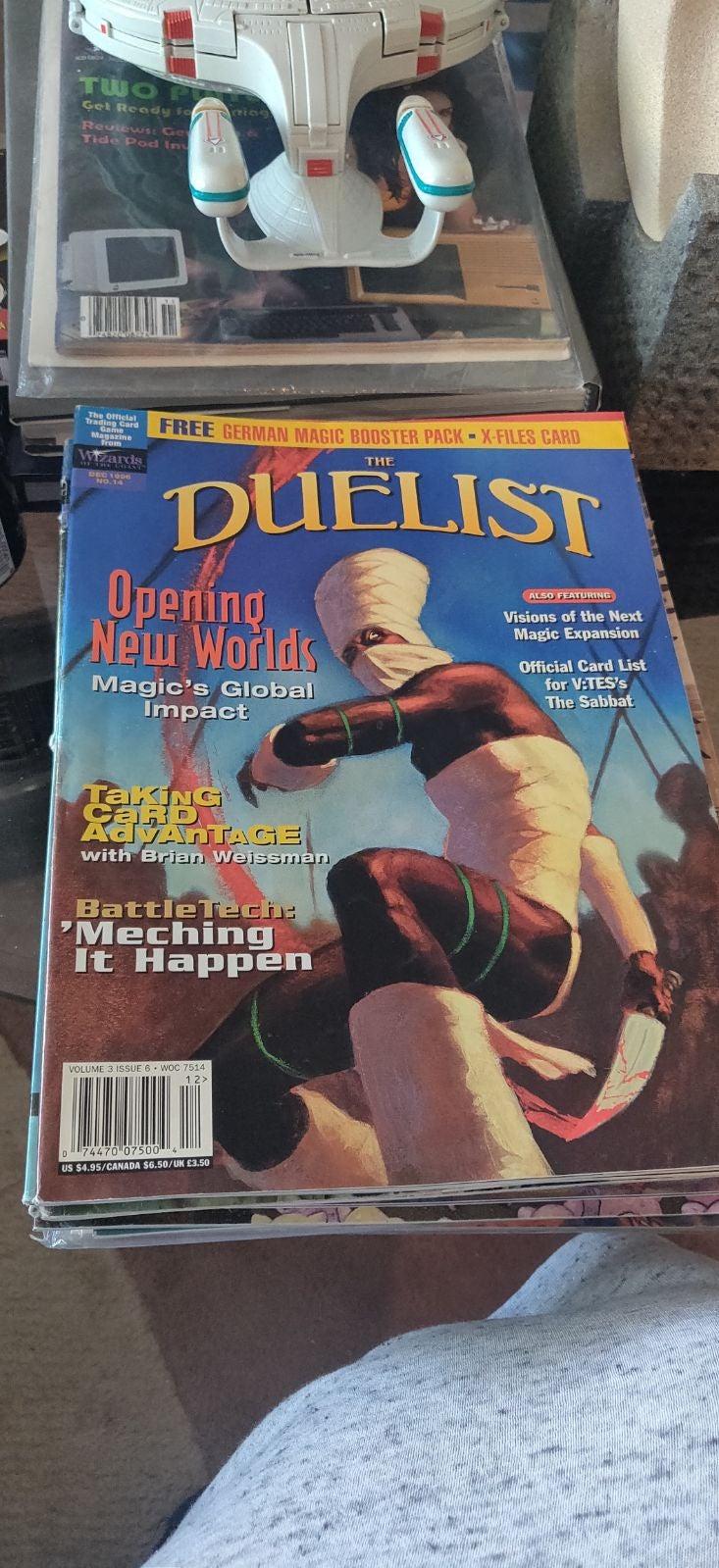 Duelist volume 3 issue 6