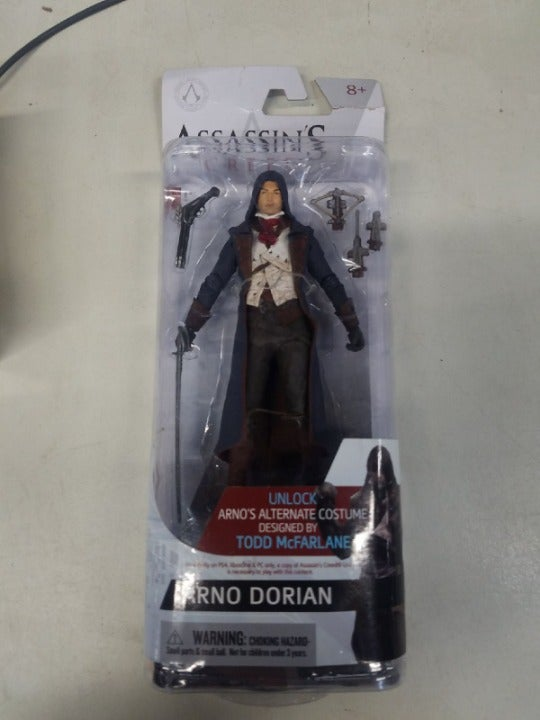 Assassin's Creed Arno DORIAN Action Fig