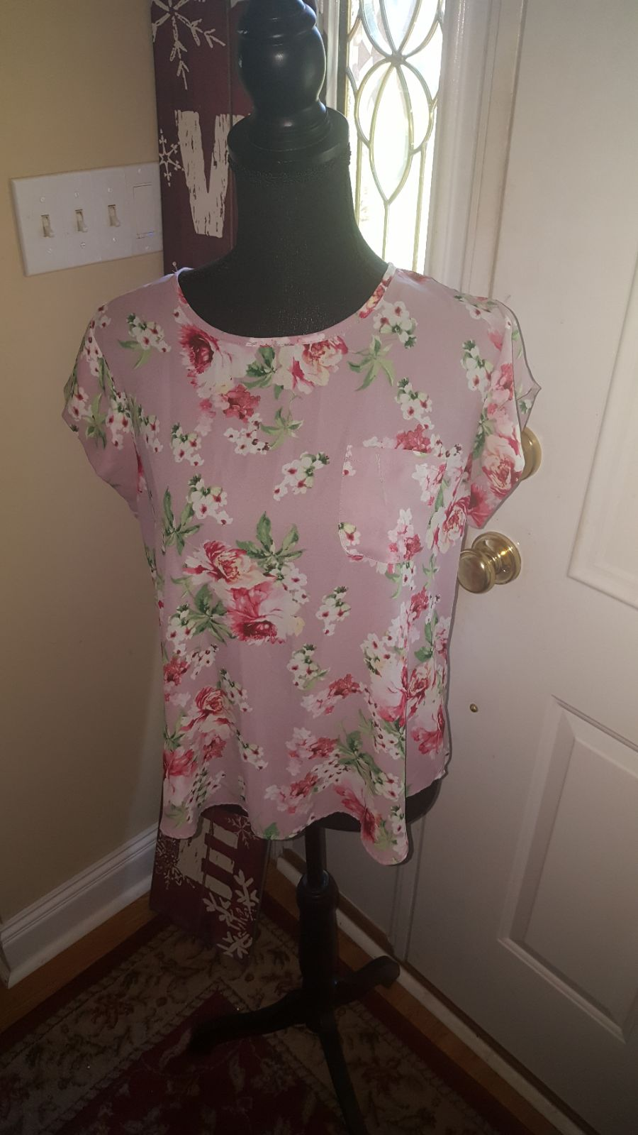 Lily White Blouse Shirt