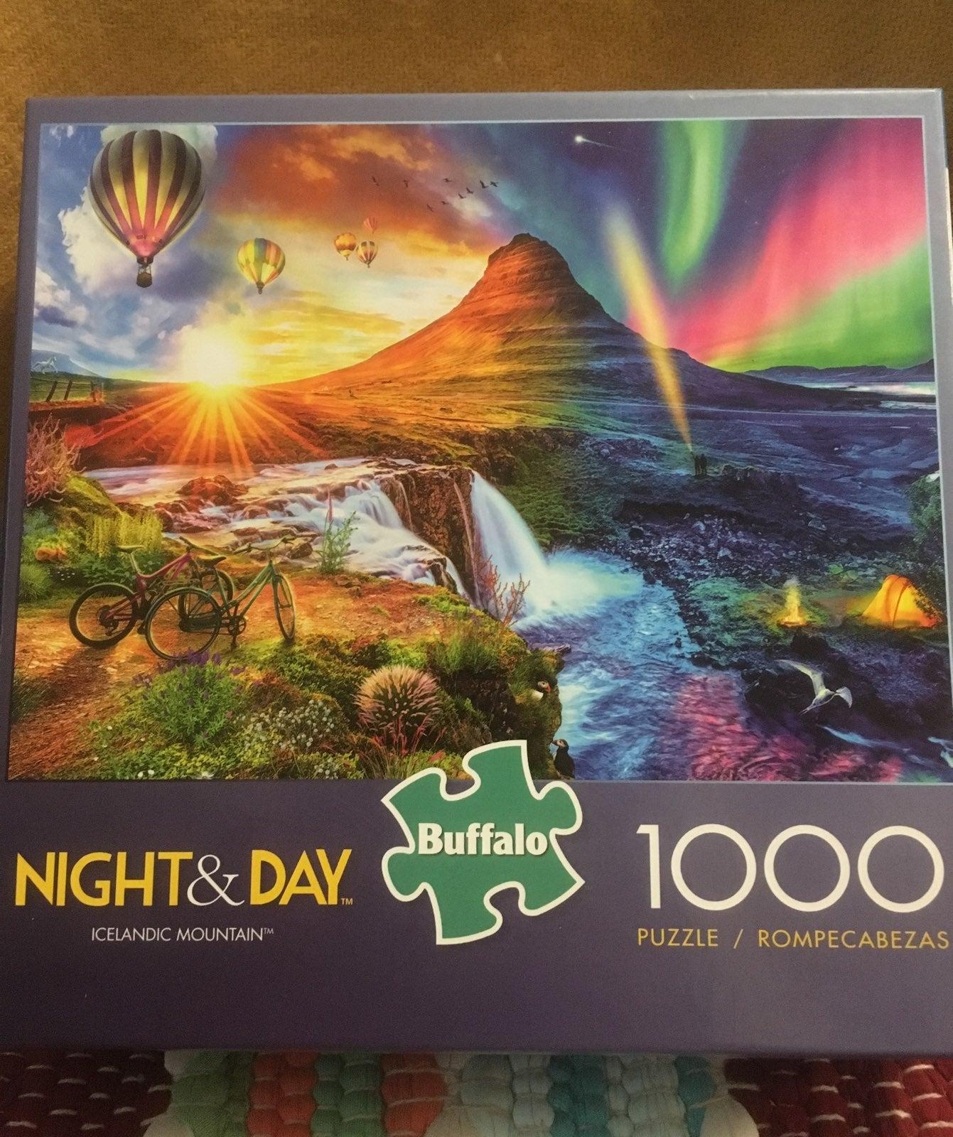 Buffalo Games Puzzle