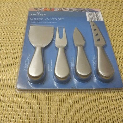 Crofton Cheese Knives Set
