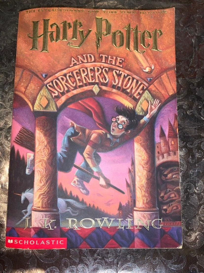 Harry Potter Sorcerer's Stone & Chamber