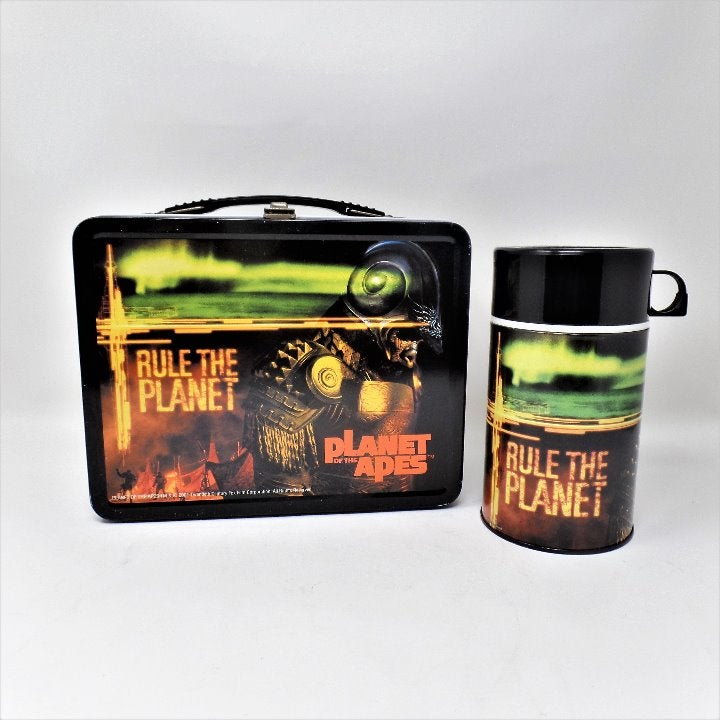 Planet Of The Apes Metal Lunch Box NEW