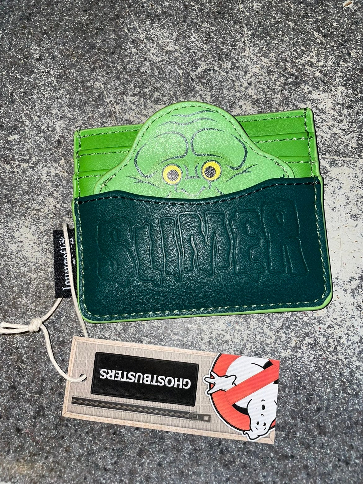 Ghostbusters Loungefly Card Holder