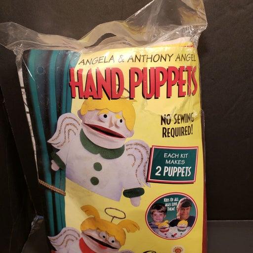 Hand Puppet Angel New Vintage