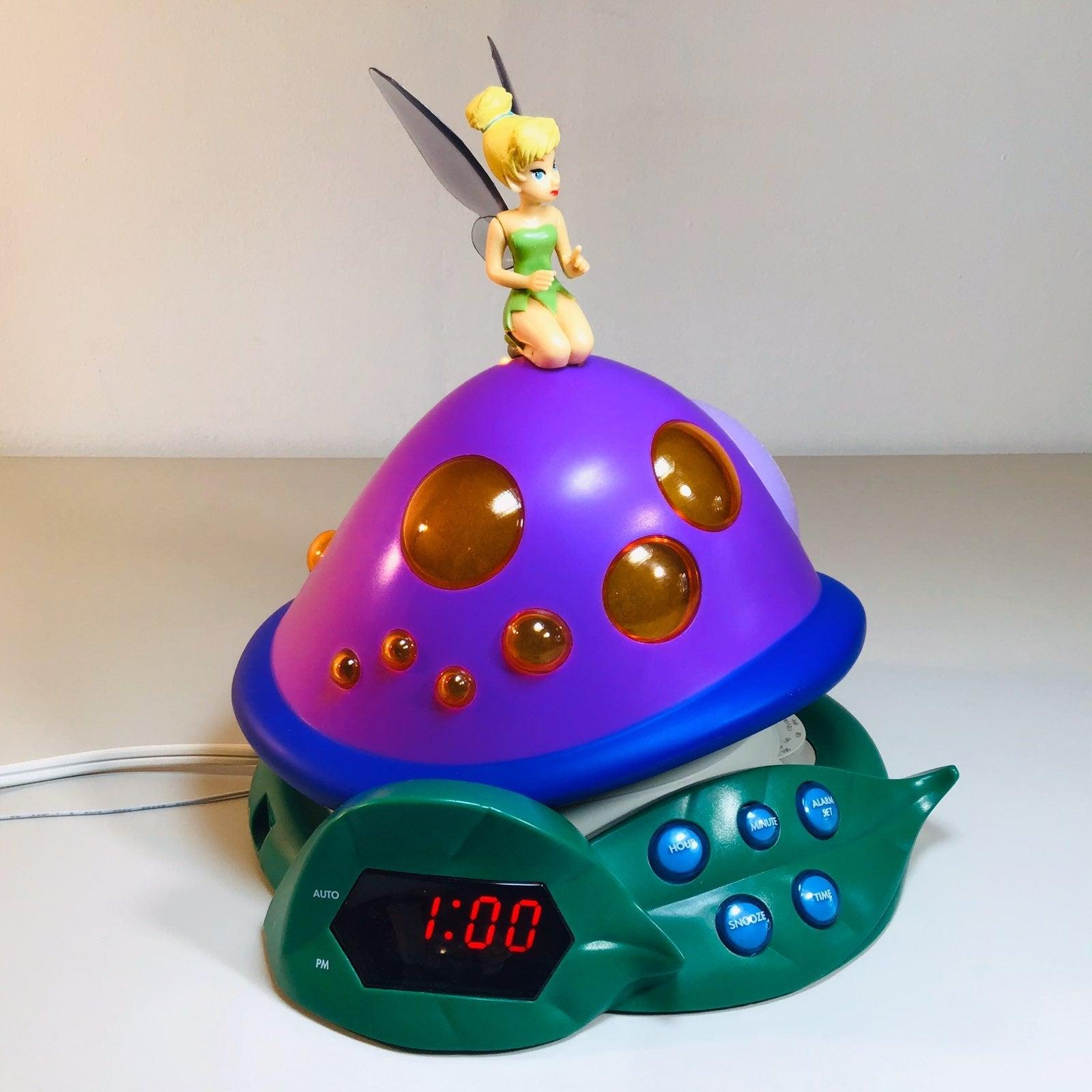 Disney TinkerBell alarm clock