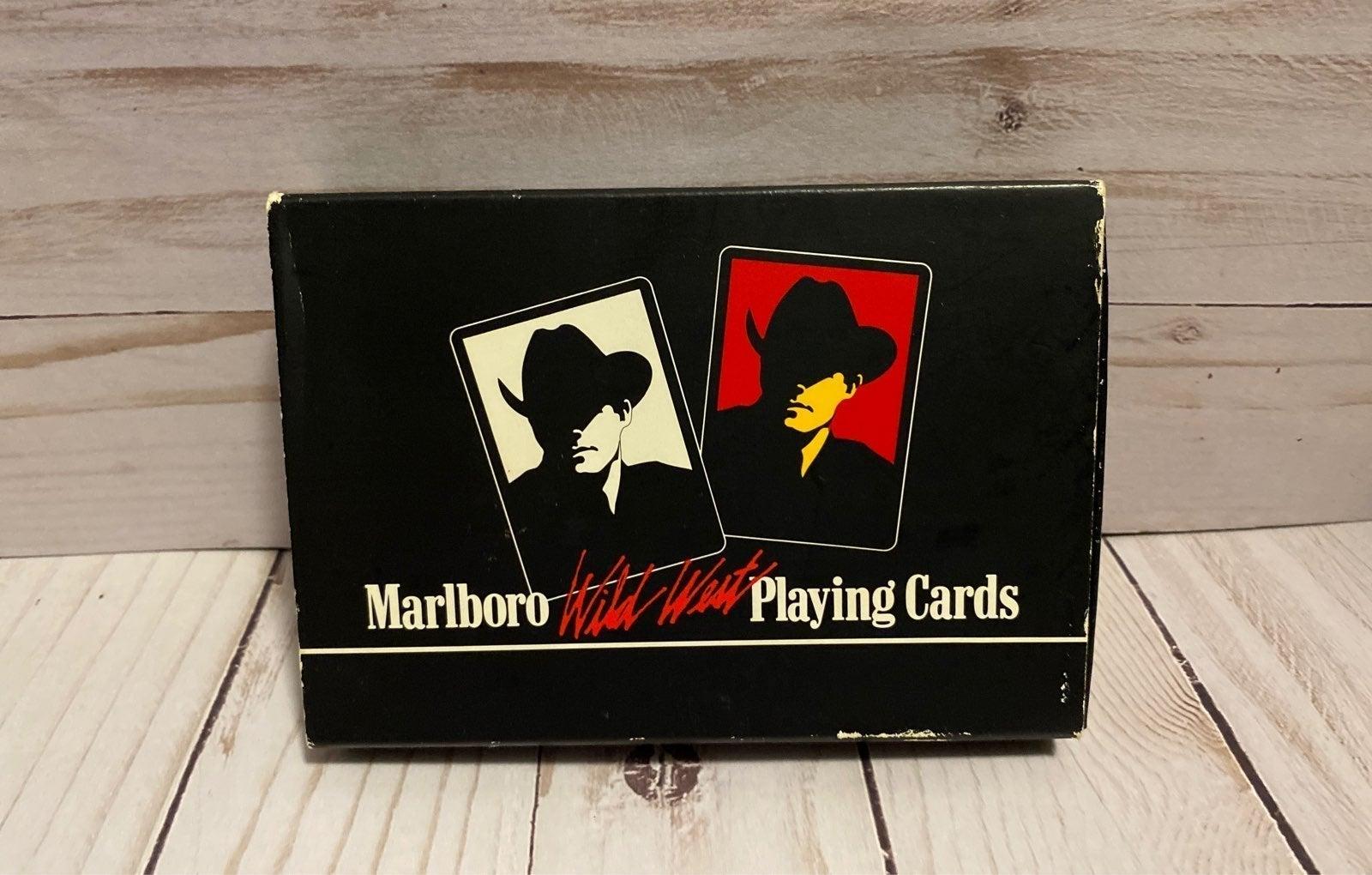 Marlboro Playing Cards