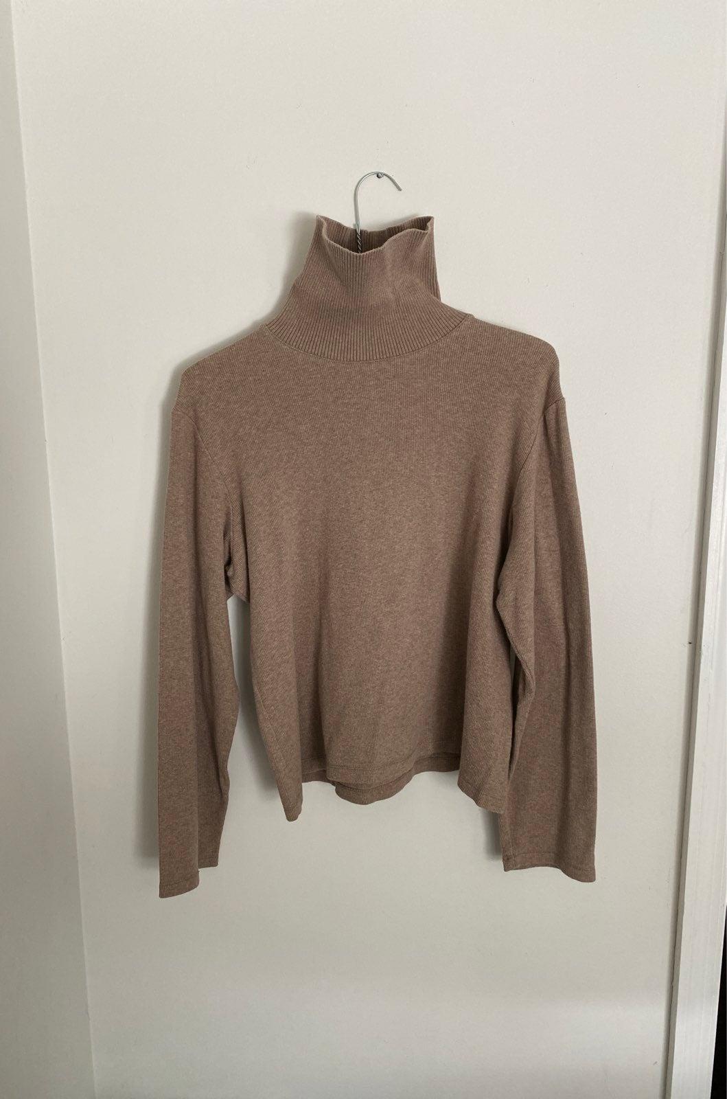 Womens turtle neck Sweater