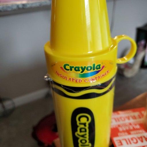 Crayola Insulated Thermos