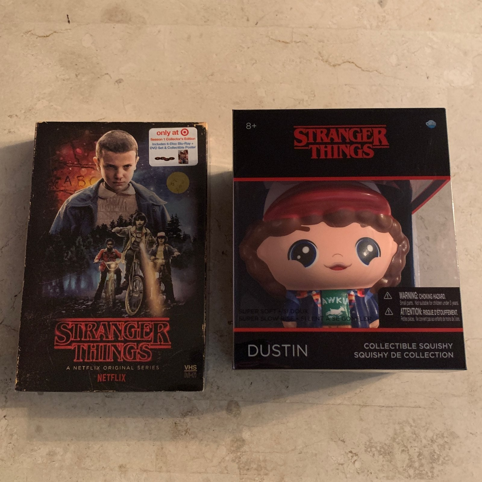 Stranger Things S1 W/Dustin Collectible