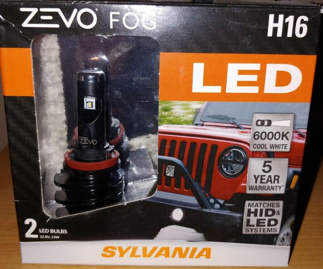 ZEVO LED Fog Lights (H16)