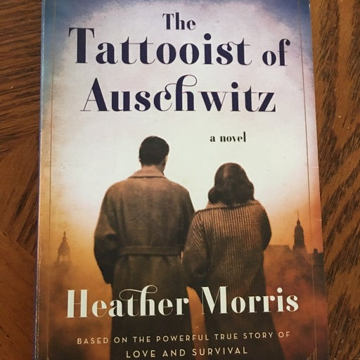 The Tattooist Of Auschwitz - 1st Edition
