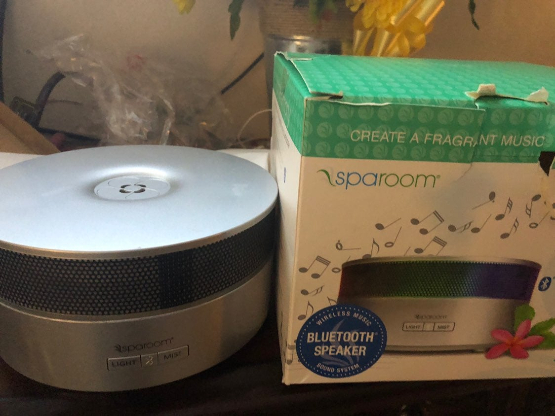 Spa Room Aromatherapy Diffuser Music