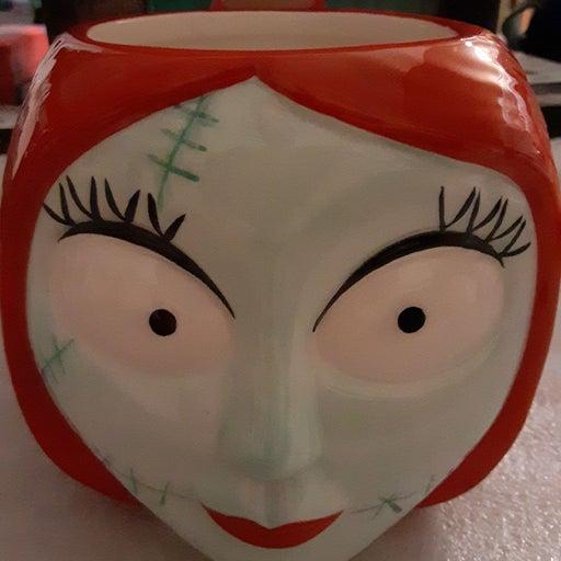 Nightmare Before Christmas Sally Mug