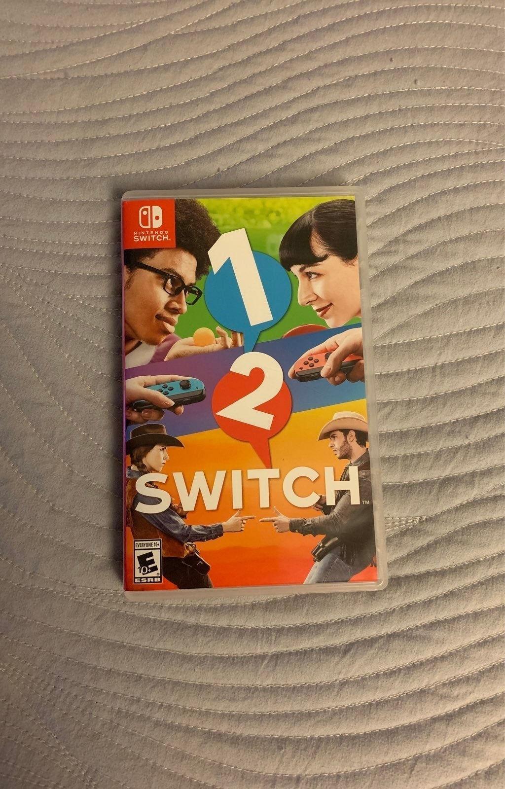1-2-Switch on Nintendo Switch (USED)