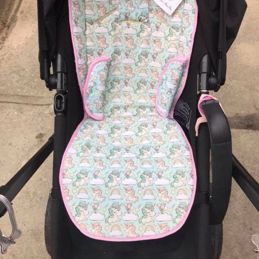 Bugaboo Custom Seat Liner, Strap Covers