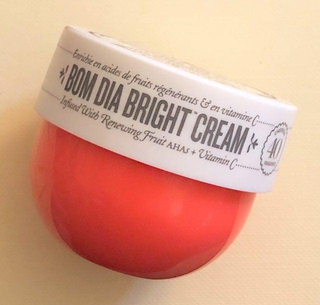 SOL DE JANEIRO BOM DIA BRIGHT CREAM 25ml